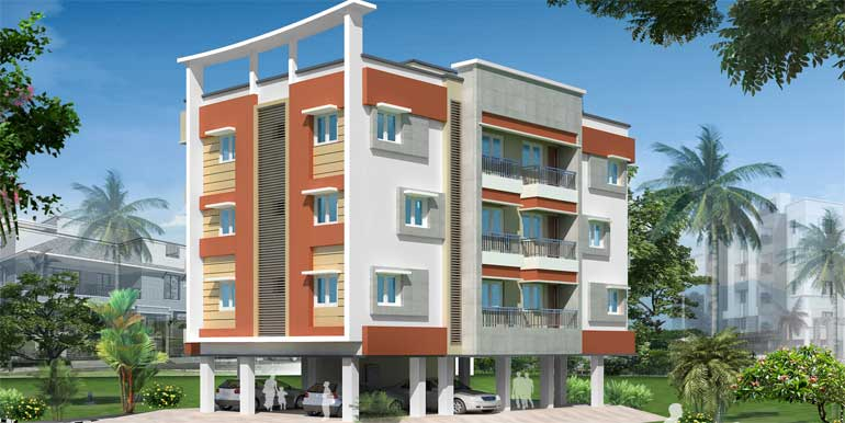 Sri Nanda - Apartments, Flats for sale in Semmanchery, Sholinganallur, Navalur, Siruseri, OMR