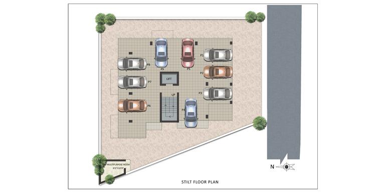 Sri Nanda - Apartments, Flats for sale in Semmanchery, Sholinganallur, Navalur, Siruseri, OMR