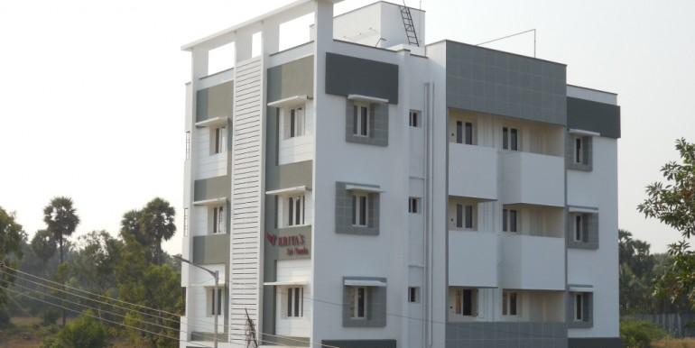 Actual Photo of Sri Nanda, Semmenchery Building